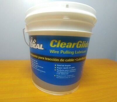 IDEAL 31-388 WIRE Pulling Lubricant, Clear, 1-Qt Squeeze Bottle ...