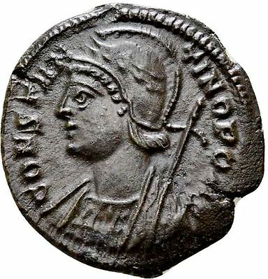 Nº 22A.constantinopolis.very Rare For Branch  And Bow.mint:treveri