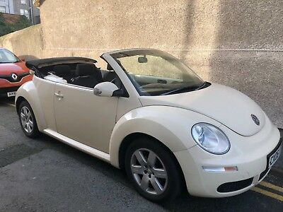 2006 vw volkswagen beetle convertible tdi low mileage long. Black Bedroom Furniture Sets. Home Design Ideas