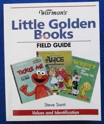 Warman's Little Golden Books Field Guide- Values and Identification 2005