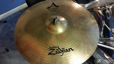 "Zildjian A Custom 20"" Medium Ride Cymbal"