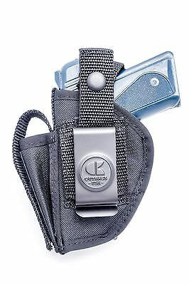 NYLON SHOULDER HOLSTER w/ Double Mag Pouch for Ruger LCP2