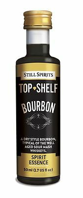 Still Spirits Top Shelf Bourbon Essence Flavours 2.25L