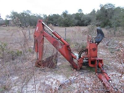 Ditch Witch A620 Backhoe Attachment Fits 5020 5110 6510 7020 7510 7610 8020