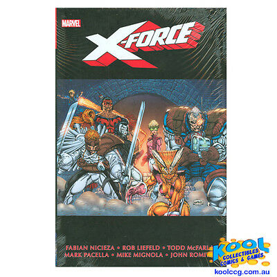 MARVEL COMICS X-Force Omnibus Vol 01 hardcover graphic novel *BRAND NEW*