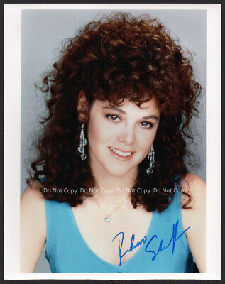 Rebecca Schaeffer Autographed Signed 8X10 Photo Actress Murdered Killed COA