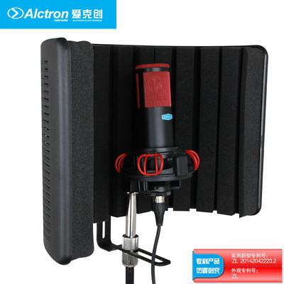 Microphone wind screen sound-absorbing cover microphone sound insulation screen