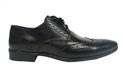 MEN'S THOMAS CATESBY Chelsea Leather Formal Lace up Mid