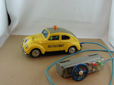 Alter    ADAC  -  VW Käfer von Bandai / Japan       TIPTOP - Tin Toi