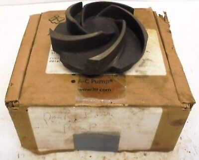 Goulds Pump Impeller, 076781-1203
