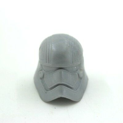 """Star Wars The Black Series CAPTAIN PHASMA HEAD PROTOTYPE FOR 6""""  ACTION FIGURE"""