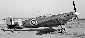 Supermarine Spitfire Plans / Drawings / Documents