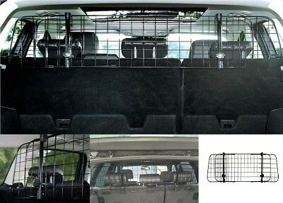 HEAVY DUTY HEADREST MESH DOG GUARD FOR MERCEDES-BENZ C-CLASS ESTATE 08-ON