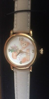 Watch 2001 P.H. Cherished Teddies Enesco Stainless Steel Back  Unused