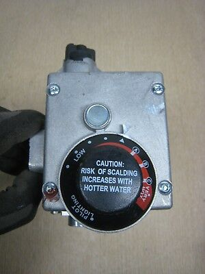 AO Smith White Rodgers 37C73U-640 Water Heater Control Gas Valve Thermostat Used