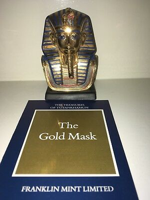 FRANKLIN MINT - The Egyptian Crystal Ball - 1990  LIMITED