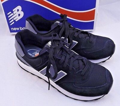 c501e54a1dcb7 NWB NEW BALANCE 574 Size 9 D Classic Reflective Men's Running Shoes RETAIL  $75