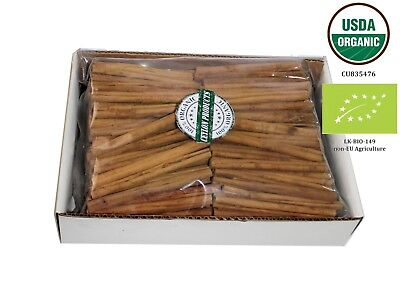 Organic Ceylon Cinnamon sticks Natural  pure Quality  ALBA grade Sri Lanka spice