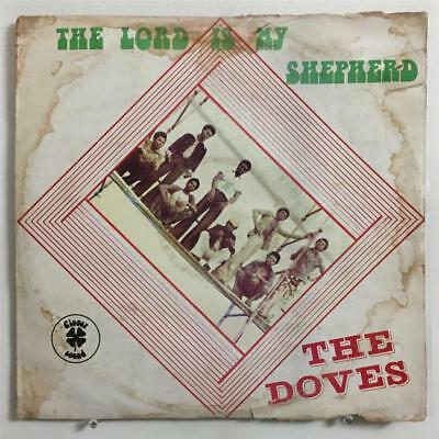 THE DOVES-The Lord is my Shepherd-RAW AMAZING AFRO PSYCH FUZZ FUNK ORIGINAL VG+