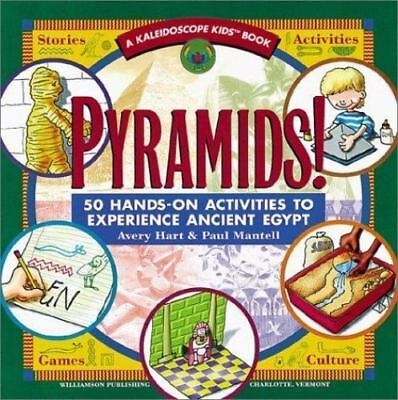 Pyramids!: 50 Hands-On Activities to Experience Ancient Egypt-ExLibrary