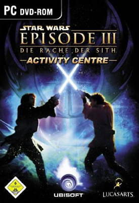 PC STAR WARS EPISODE III ACTIVITY CENTRE Rache der Sith