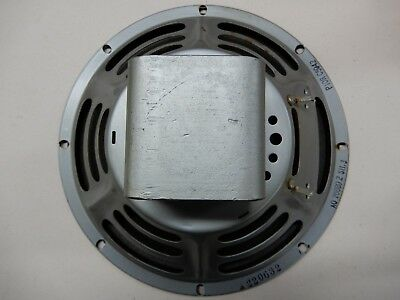 Jensen P10R Ribbed Cone Speaker from 1959 Great Condition Sounds Great 6.9 Ohm
