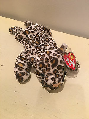 """TY BEANIE BABY Freckles 1996 Cat 8"""""""
