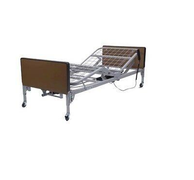 Graham-Field Lumex Patriot Semi-Electric Hospital Bed Home Care Bed
