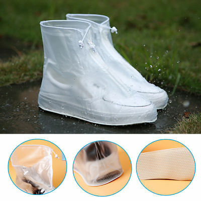 Waterproof Protector Shoes Boot Cover Rain Shoe Covers 2018