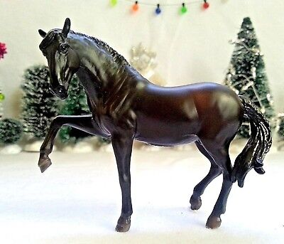 Free Postage...new Breyer Andalusian Horse Kids Fun Play Collect Toy Gift