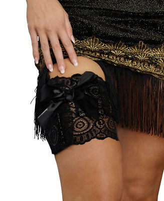 New Dreamgirl 10804 Lace Garter Wallet