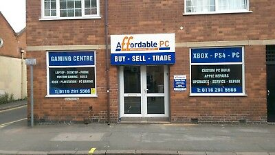 Business For Sale Leicester near UNIVERSITY.Computer repair, console like CEX
