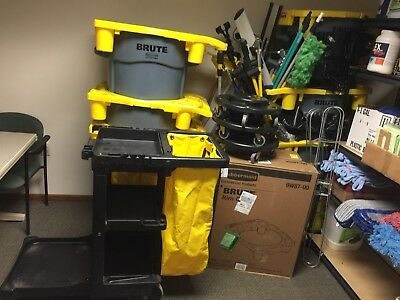 Janitorial Equipment Package 4