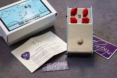 THORPY FX - THE WARTHOG - Boutique Distortion Handmade in UK ThorpyFX