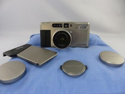 CONTAX T VS mit Databack (4881,5)