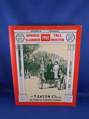 T. Eaton Co. Canda Vintage 1901 Catalogue Reprint 1970 Spring Summer Fall Winter