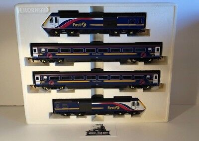Hornby 00 Gauge - R2299 - Gwt First Great Western 4 Car Hst - Used Boxed Rare