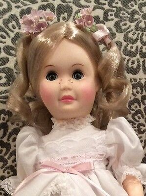 """Vintage 1985 Effanbee's Through the Years Civil War Doll 12"""" Made in U.S.A."""