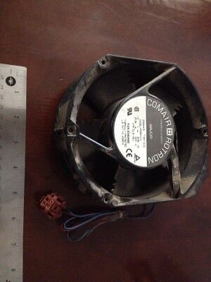 Comair Rotron MR2B3 Axial Cooling Fan 115VAC, 50/60Hz, 30/31W, 5 BLADE