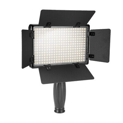 PT-308S 308 LED Dimmable Panel Digital Camera/Camcorder Video Light Set