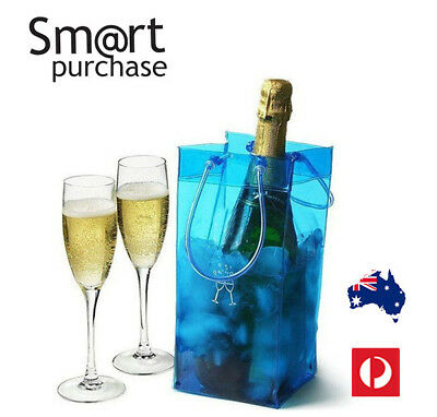 Details about  Outdoor Party PVC Wine Beer Champagne Chiller Drink Cooler Drink