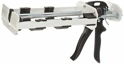 PC Products 993002 Steel Dispensing Caulking Gun, Large 600 ml, White