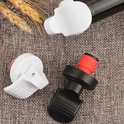Vacuum Sealed Wine Bottle Stopper Pressure Sealer Preserver champagne Saver