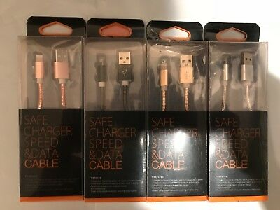 Lot of 15pcs - 3.3FT Lightning 8 Pin USB Charger Cord Cable iPhone 5/6/7 Plus