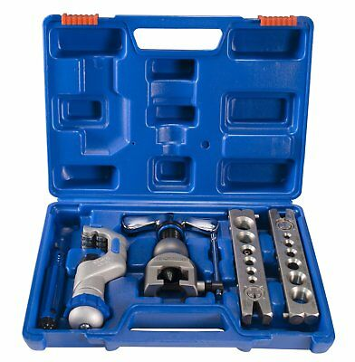 IWISS 806FT-L Eccentric Cone Type Copper Tube Flaring Tool Kit With Cutting Tool