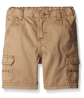 Wrangler Authentics Baby Boys' Toddler Cargo Short Khaki