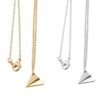 Fashion Paper Airplane One Direction Band Harry Styles Necklace Men Pendant