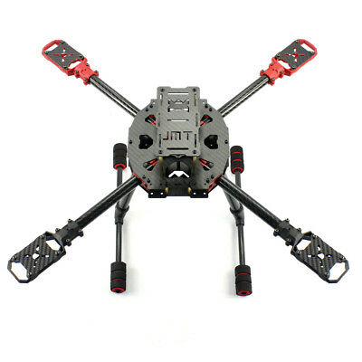 DAYA 550 ALIEN Carbon Fiber Folding 4-Axis FPV Quadcopter Frame Kit ...