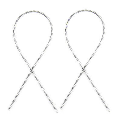 2pcs 180mm Dental Niti Spring Alloy Archwires Orthodontic Open Coil 0.012 inch