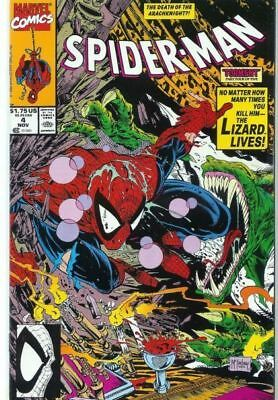 Spider-Man #4 Vf/nm
